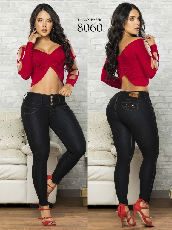 Colombian Butt lifting Jean - Ref. 119 -8060