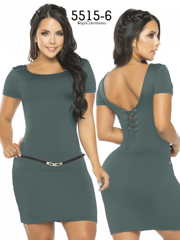 Colombian Dress - Ref. 119 -5515-6