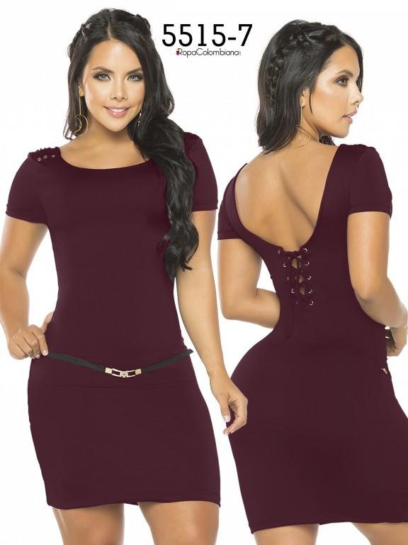 Colombian Dress - Ref. 119 -5515-7