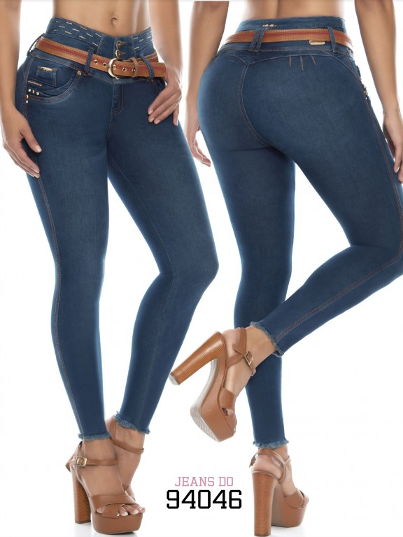 Jeans Colombiano - Ref. 248 -94046-D