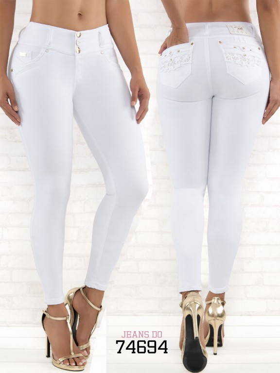 Jeans Colombiano - Ref. 248 -74694-D