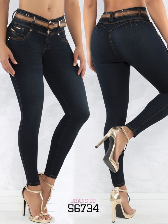 Jeans Colombiano - Ref. 248 -56734-D