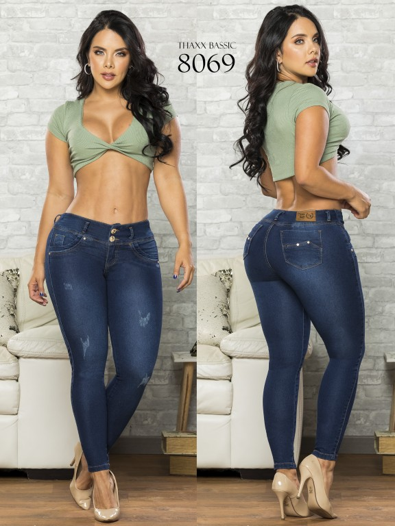 Colombian Butt lifting Jean - Ref. 119 -8069