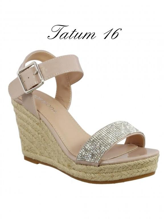 Plataforma Tatum-16 - Ref. 200 -TATUM-16 Beige