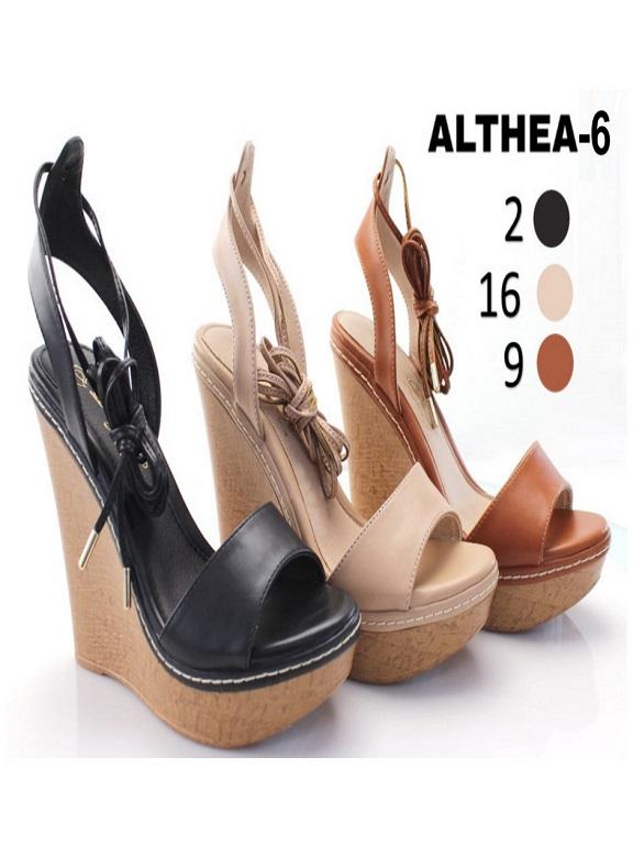 Plataforma Althea-6 - Ref. 200 -ALTHEA-6 Negro
