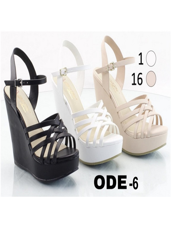 Plataforma Ode-6 - Ref. 200 -ODE-6 Blanco