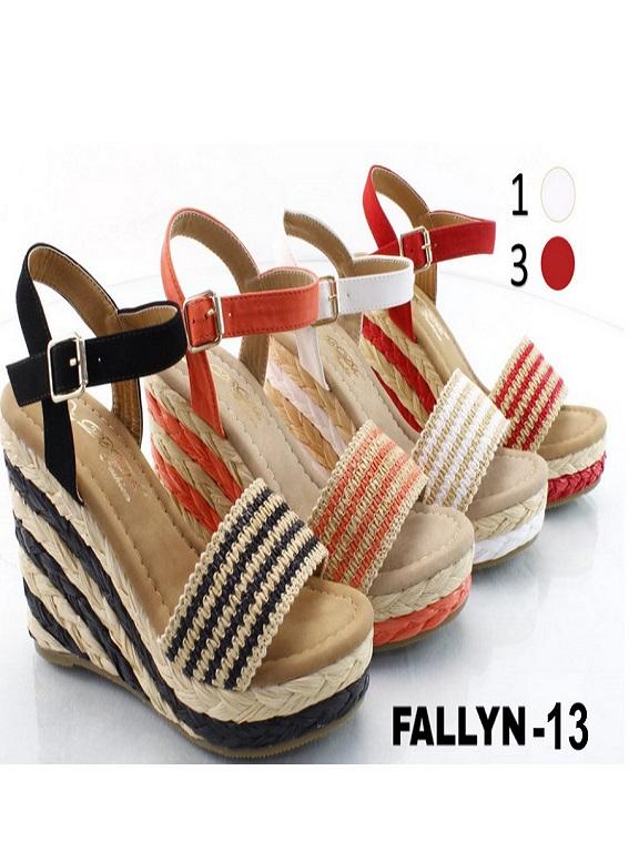 Plataforma Fallyn-13 - Ref. 200 -FALLYN-13 Rojo