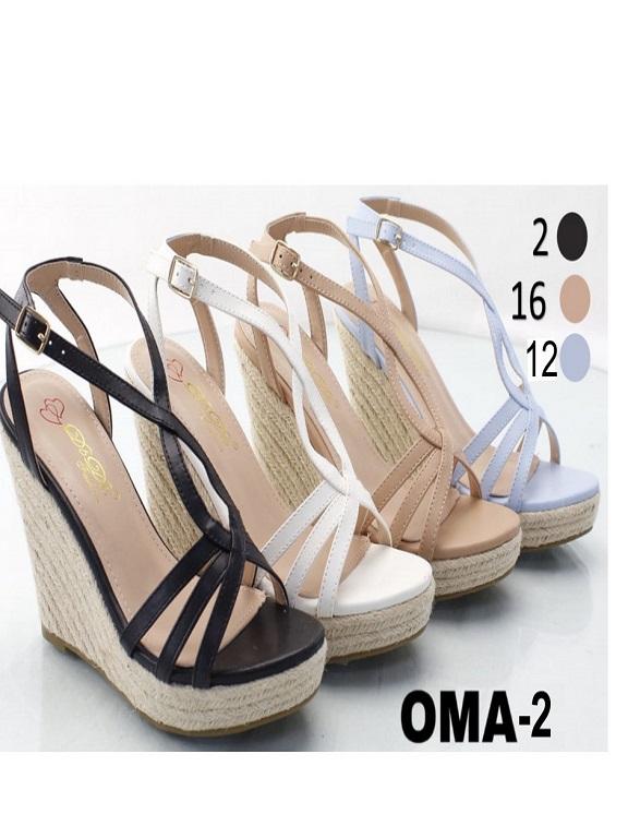 Plataforma Oma-2 - Ref. 200 -OMA-2 Azul Claro