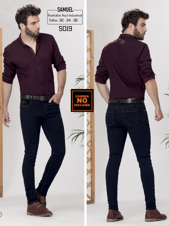 Jeans de Hombre Colombianos - Ref. 299 -5019 Samuel