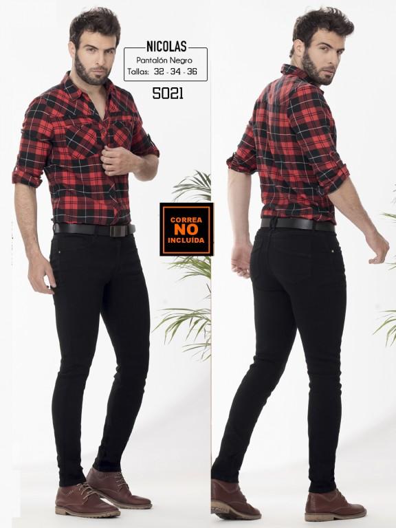 Jeans de Hombre Colombianos - Ref. 299 -5021 Nicolás