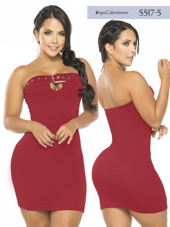 Colombian Fashion Dress - Ref. 119 -5517-5