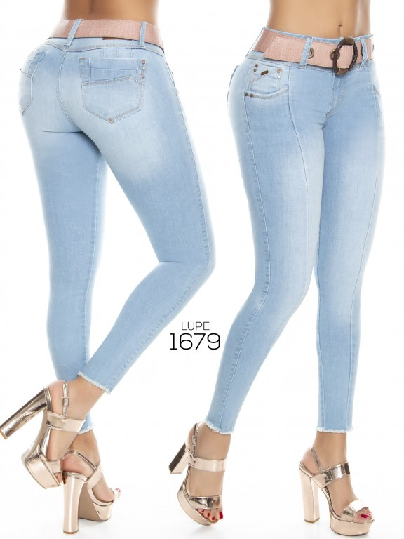 Jeans Lupe - Ref. 298 -1679 Jeans Lupe