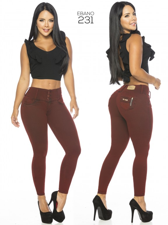Jeans Ebano - Ref. 293 -231- Jeans Ebano