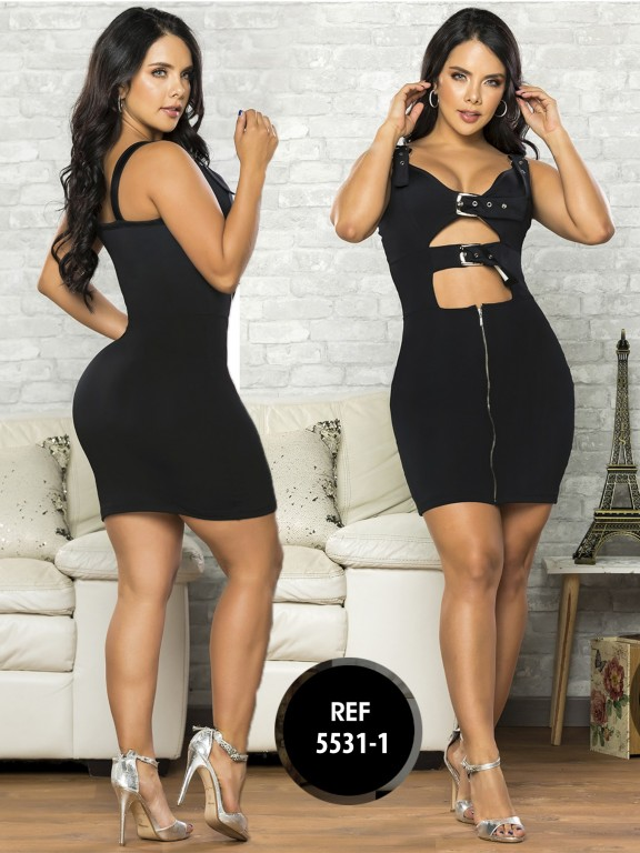 Colombian Fashion Dress - Ref. 119 -5531-1