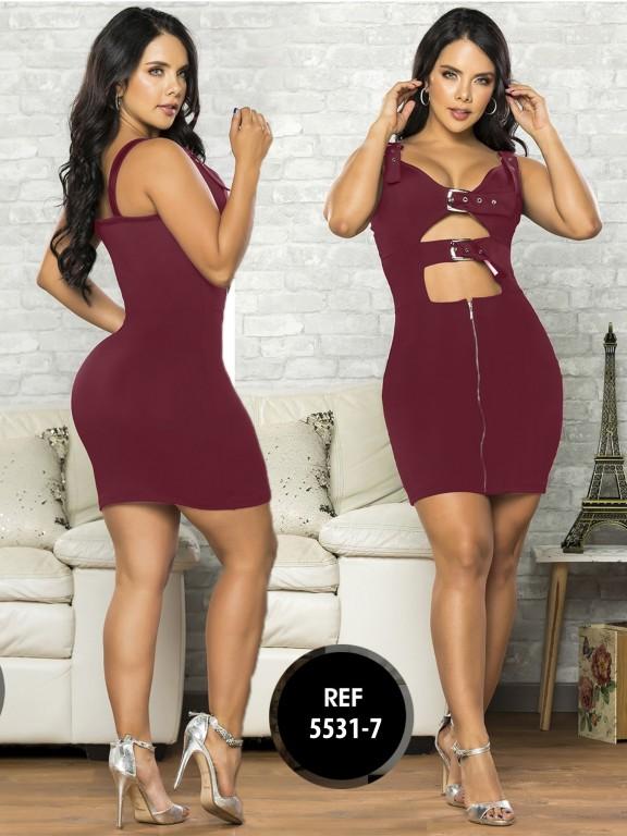 Colombian Fashion Dress - Ref. 119 -5531-7