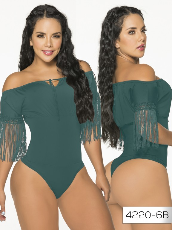 Body Reductor Colombiano Capellini  - Ref. 114 -4220-6B Botella