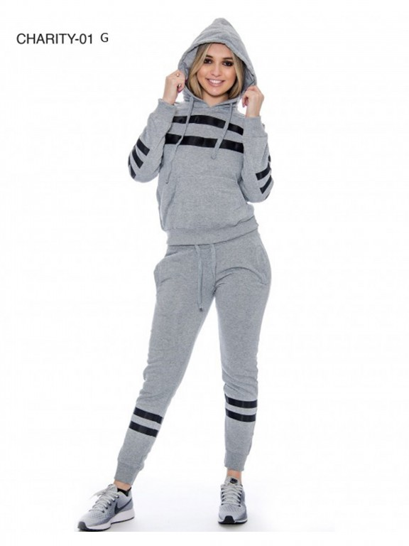 Deportivo Charity-01 - Ref. 200 -CHARITY-01 Gris