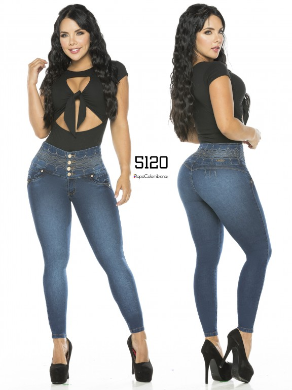 Colombian Butt lifting Jean - Ref. 119 -5120 S