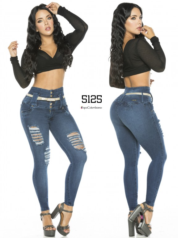 Colombian Butt lifting Jean - Ref. 119 -5125 S