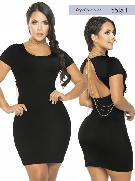 Colombian Fashion Dress - Ref. 119 -5518-1