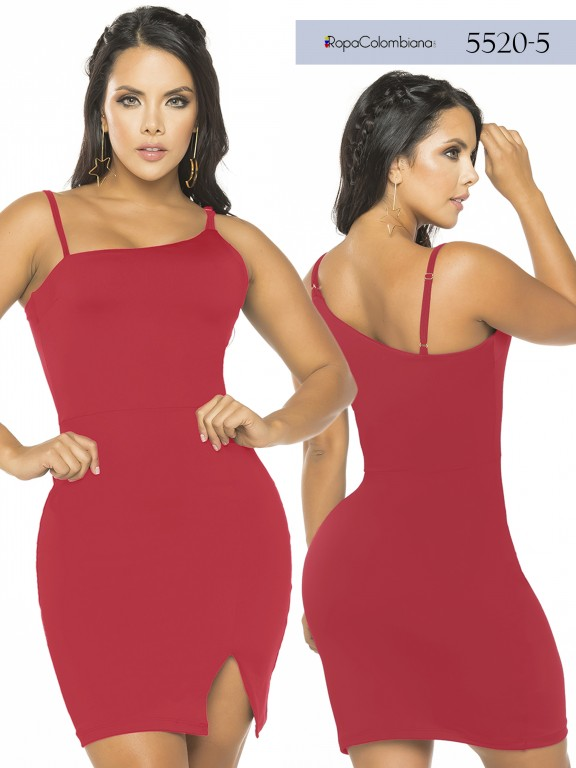 Colombian Fashion Dress - Ref. 119 -5520-5