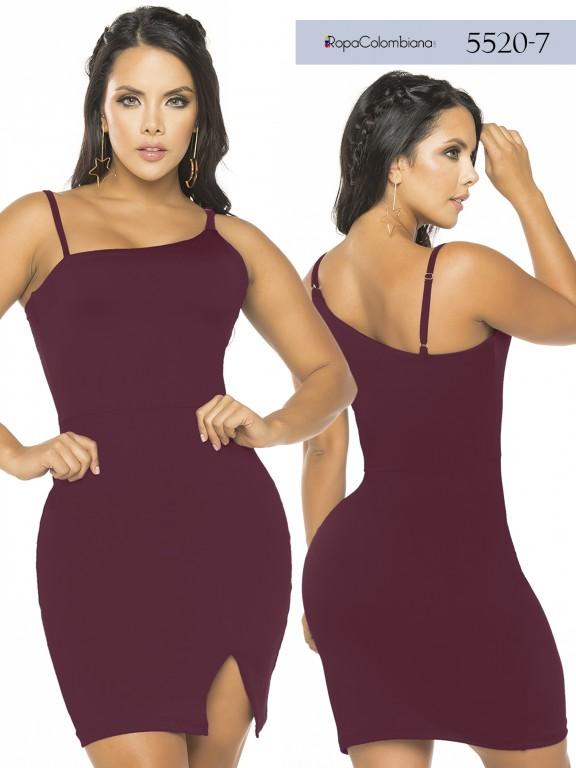 Colombian Fashion Dress - Ref. 119 -5520-7
