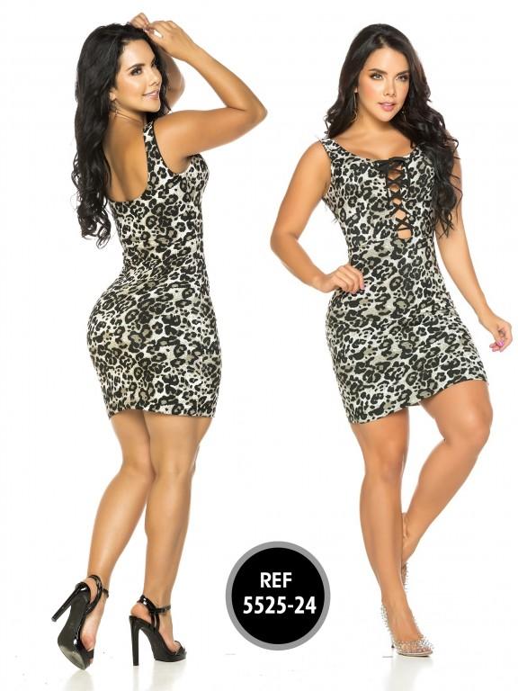 Colombian Fashion Dress - Ref. 119 -5525-24