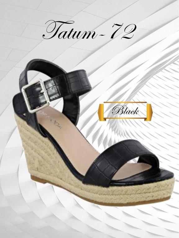 Tacon Tatum-72 Black - Ref. 200 -TATUM-72 Black