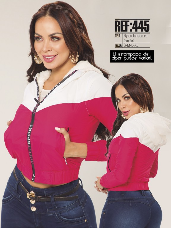 Colombian Fashion jacket - Ref. 119 -445-FB