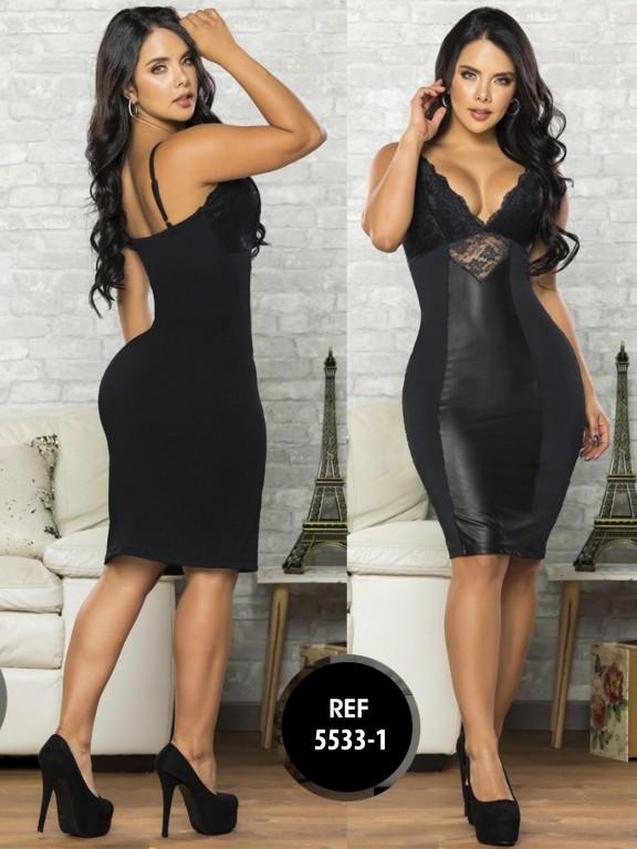 Colombian Fashion Dress - Ref. 119 -5533-1