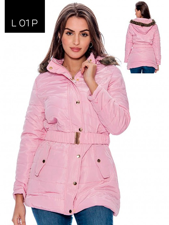 Chaqueta L-01 Pink - Ref. 200 -L-01 Pink