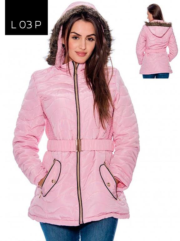 Chaqueta L-03 Pink - Ref. 200 -L-03 Pink