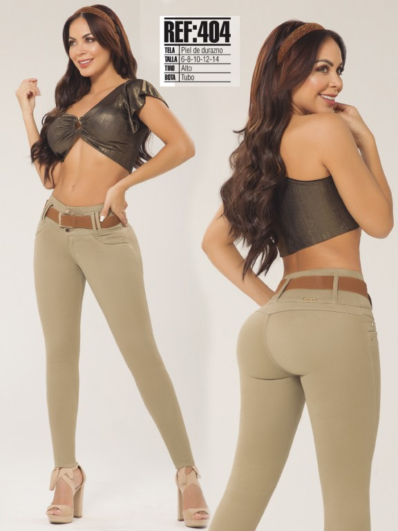 Colombian Butt lifting Jean - Ref. 119 -404