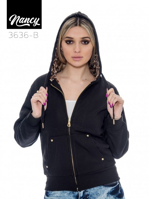 Chaqueta Nancy-3636 Black - Ref. 200 -NANCY-3636 Black