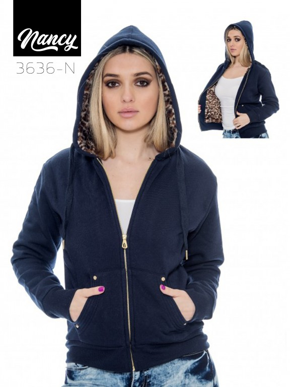 Chaqueta Nancy-3636 Navy - Ref. 200 -NANCY-3636 Navy