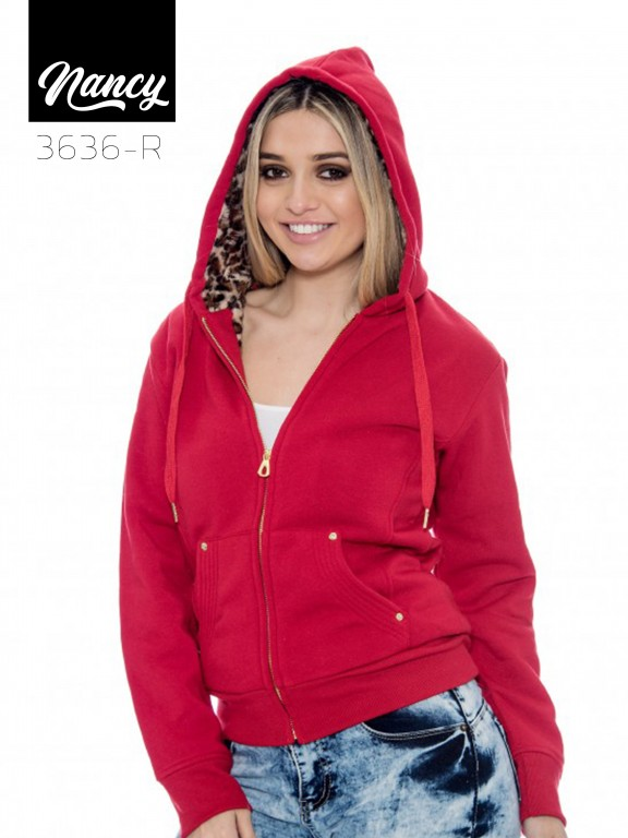 Chaqueta Nancy-3636 Red - Ref. 200 -NANCY-3636 Red