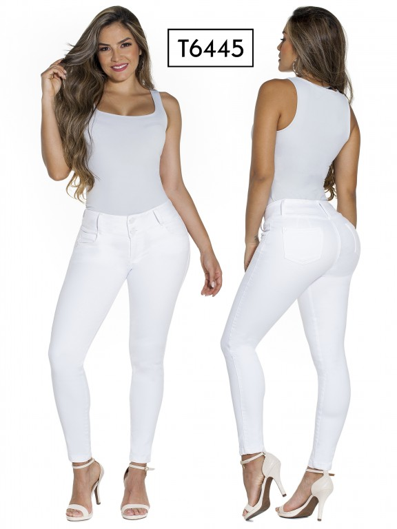 Jeans Colombianos Trucco's - Ref. 278 -6445