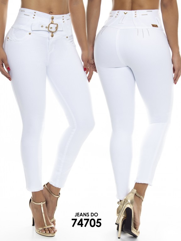 Jean Colombiano Do Jeans - Ref. 248 -74705 D