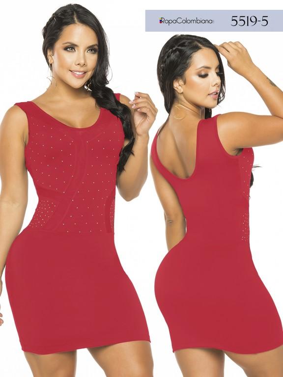 Colombian Fashion Dress - Ref. 119 -5519-5