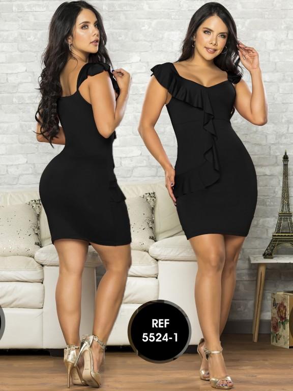Colombian Fashion Dress - Ref. 119 -5524-1