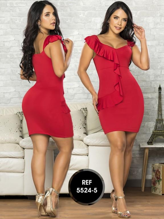 Colombian Fashion Dress - Ref. 119 -5524-5