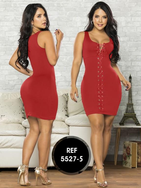 Colombian Fashion Dress - Ref. 119 -5527-5
