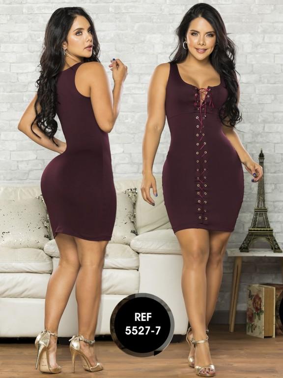 Colombian Fashion Dress - Ref. 119 -5527-7