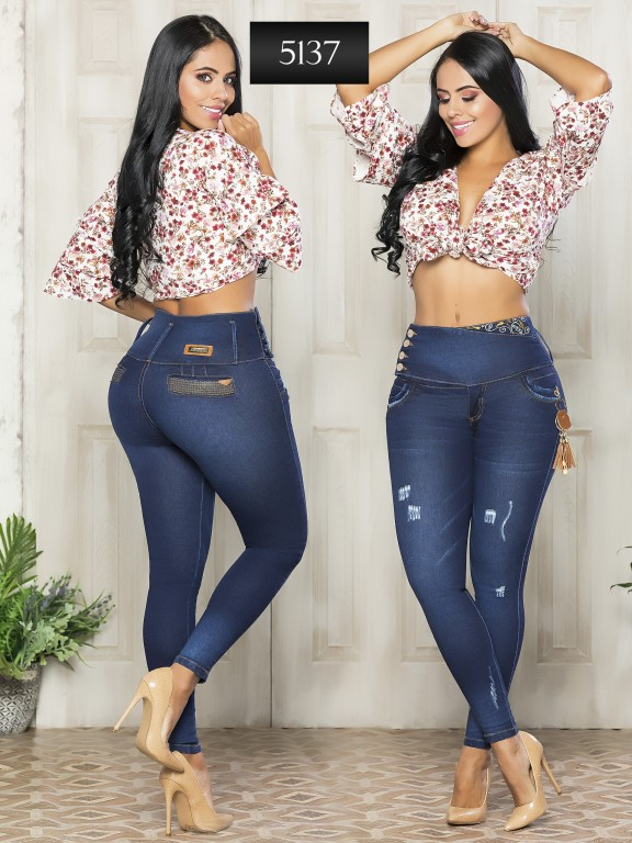 Colombian Butt lifting Jean - Ref. 119 -5137-S