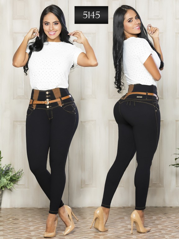 Colombian Butt lifting Jean - Ref. 119 -5145-S