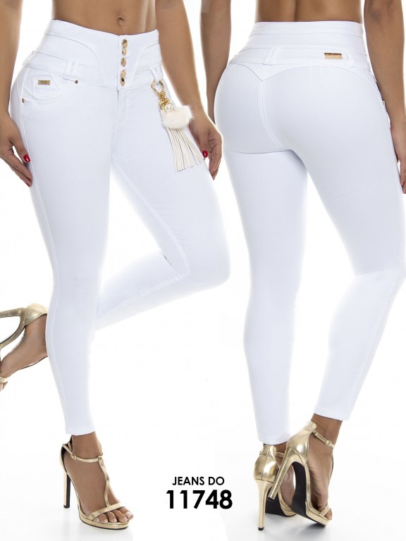 Jean Colombiano Do Jeans - Ref. 248 -11748 D