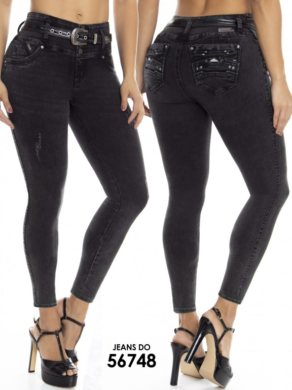 Jean Colombiano Do Jeans - Ref. 248 -56748 D