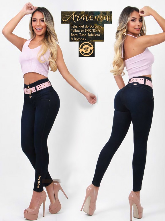 Jeans Colombianos Waoo - Ref. 300 -Armenia