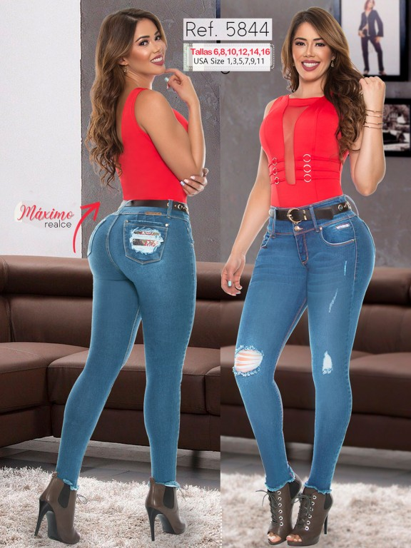 Jeans Colombianos - Ref. 283 -5844
