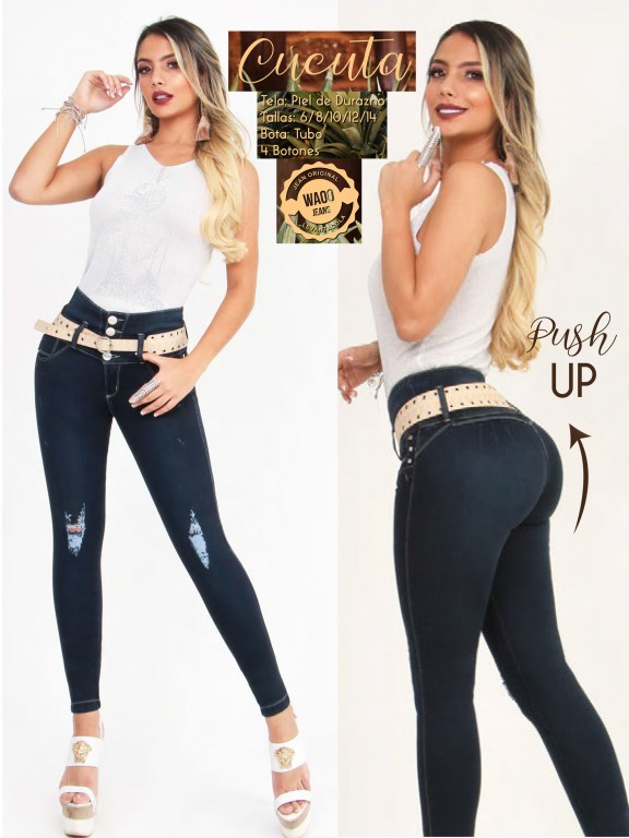 Jeans Colombianos Waoo - Ref. 300 -Cúcuta